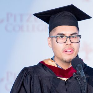 Tim Campos '10, Alumni Board Chair