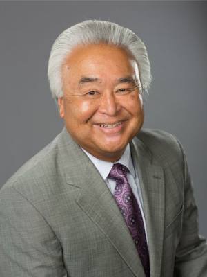 J. Michael Segawa, Vice President for Student Affairs
