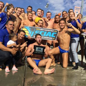 Men's Water Po,lo 2018 SCIAC Champions