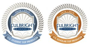 Fulbright Top Producers