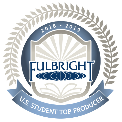 Fulbright US Student Top Producer