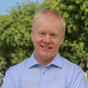 Nigel Boyle, Dean of Faculty and Vice President for Academic Affairs