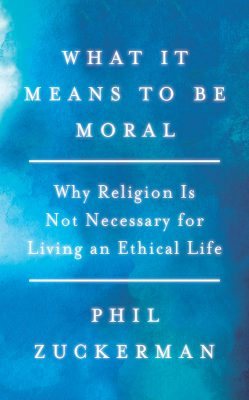 Book Cover: What it Means to Be Moral