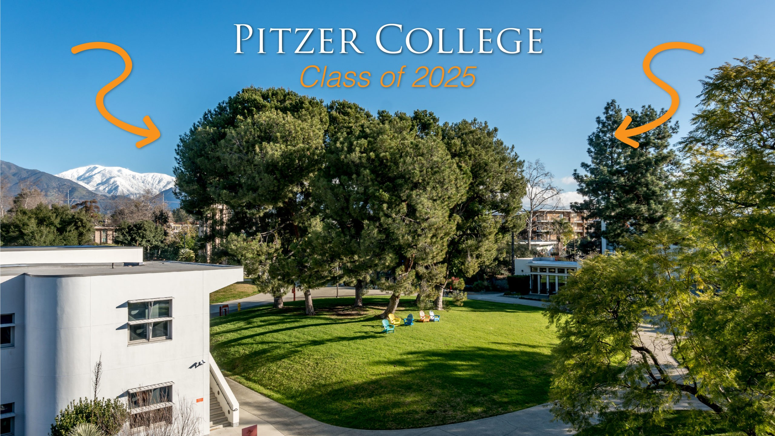 Pitzer College Class of 2025