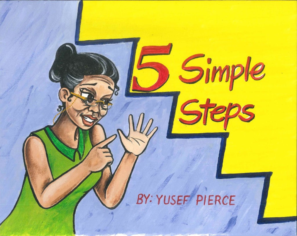 Yusef Pierce - 5 Simple Steps