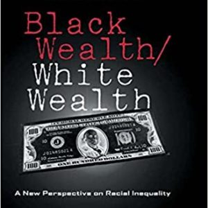 Black Wealth/White Wealth by Melvin L Oliver and Thomas M. Shapiro