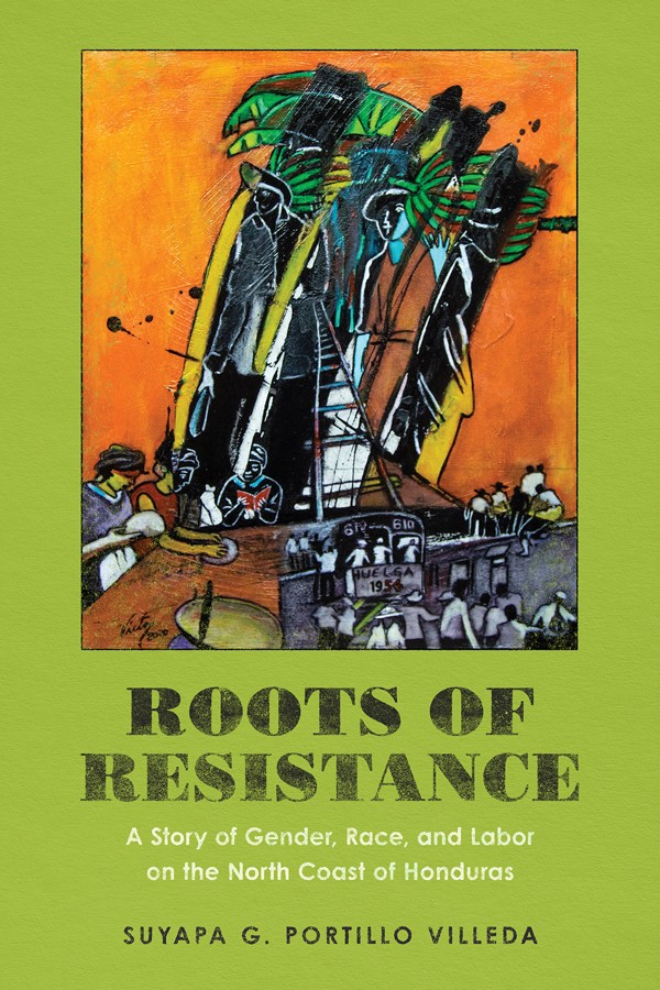 Book Cover - Roots of Resistance