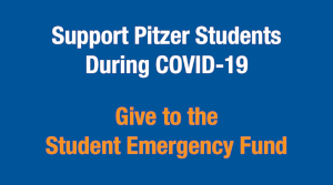 Support Pitzer Students During COVID-19