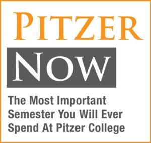 Pitzer Now - The most important semester you will ever spend at Pitzer Colllege