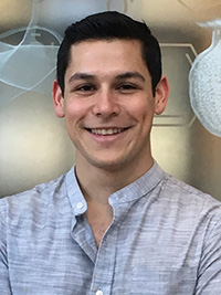 "Alfredo ""Freddy"" Valencia '14, National Institutes of Health and Ford Foundation Predoctoral Fellowships"