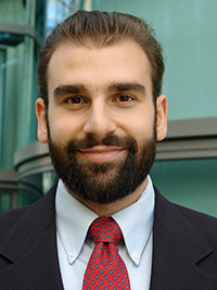 "Samuel ""Yoni"" Rubin '15, National Science Foundation (NSF) Graduate Research Fellowships"