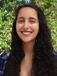 Lillian Horin '17, National Science Foundation (NSF) Graduate Research Fellowships and Ford Foundation Predoctoral Fellowship