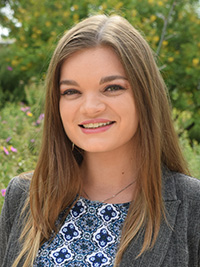 Sydney Warren '18, Public Policy & International Affairs (PPIA) Fellowship