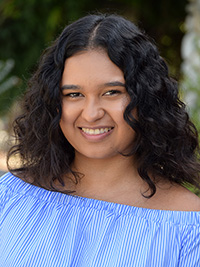 Adriana Ceron '18, American Sociological Association Honors Program