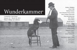 Wunderkammer Catalog Cover