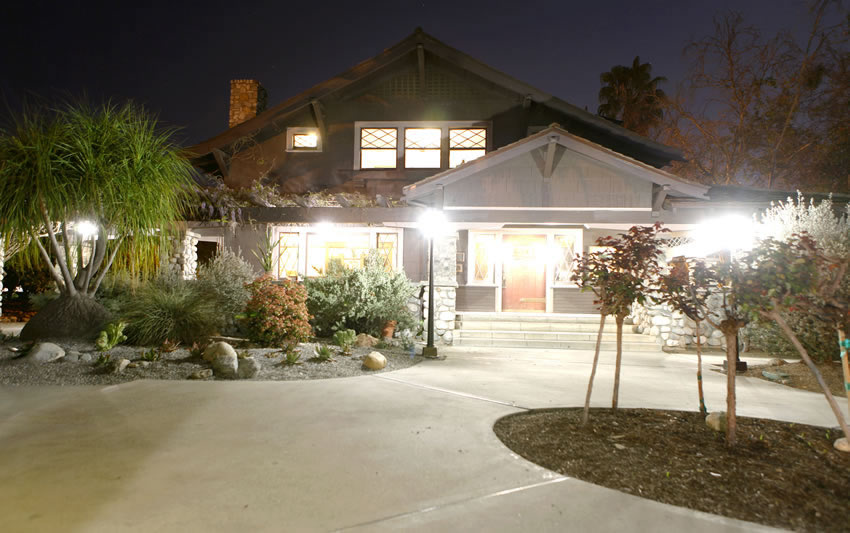 Grove House at Pitzer College (2012); Craftsman Era House; Dimensions variable
