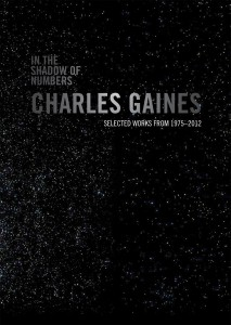 Catalogue Cover - Charles Gaines
