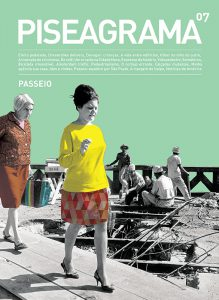 PISEAGRAMA, Issue Seven cover image, 2015. Courtesy of PISEAGRAMA and Independent Curators International (ICI).