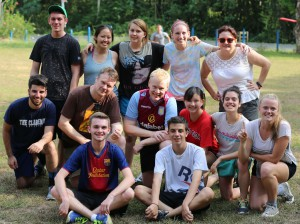 The Pitzer Global/Local Mentorship soccer team which lost 5-1 to a local soccer team in Dominical, Costa Rica, March 20, 2014