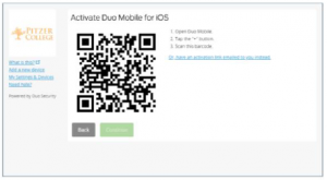 Duo Two-Factor Authentication - Enrollment Instructions
