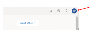 office 365 user icon