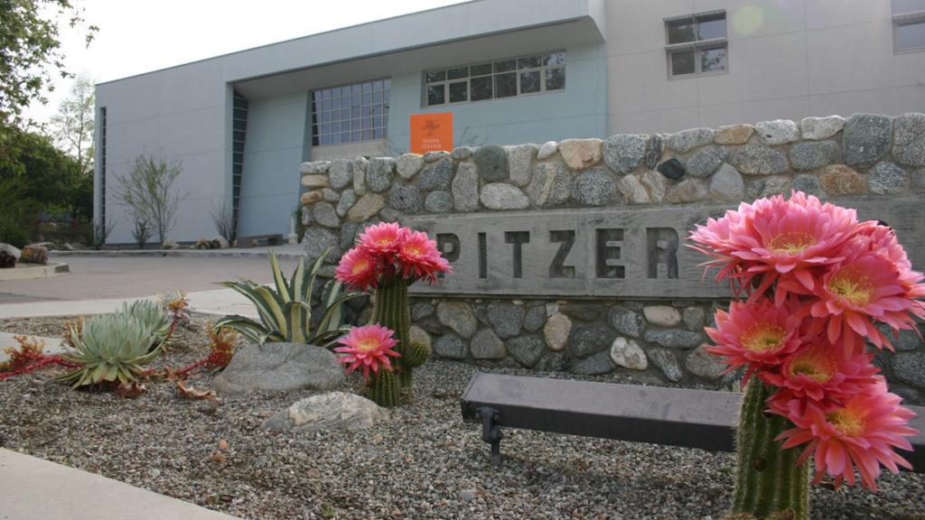 Edyth and Eli Broad Center at Pitzer College