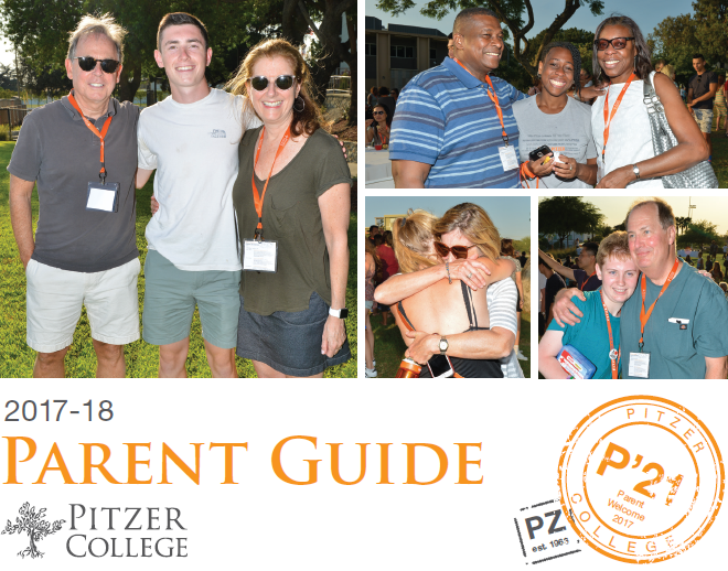 Parent Guide cover