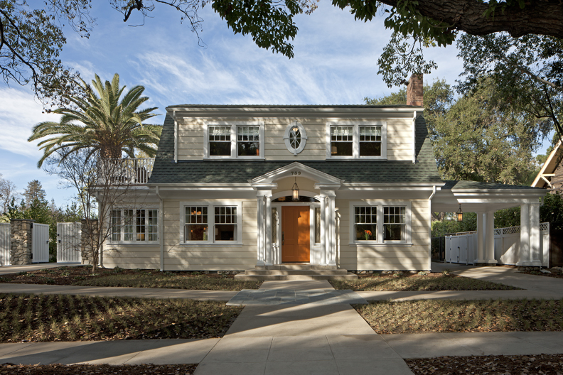 Pitzer President's Residence / Photography by Tom Bonner