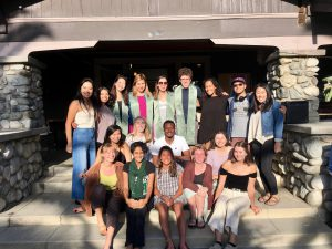 Redford Conservancy student fellows