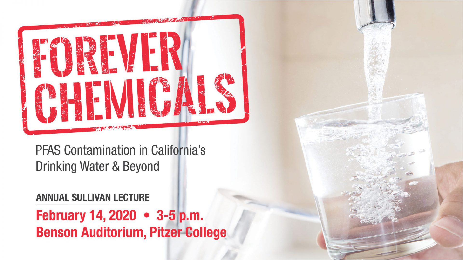 Forever Chemicals: Sullivan Lecture