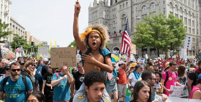 Youth v. Gov: Taking Climate Justice to the Courts!