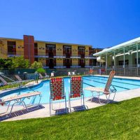 Gold Student Center swimming pool
