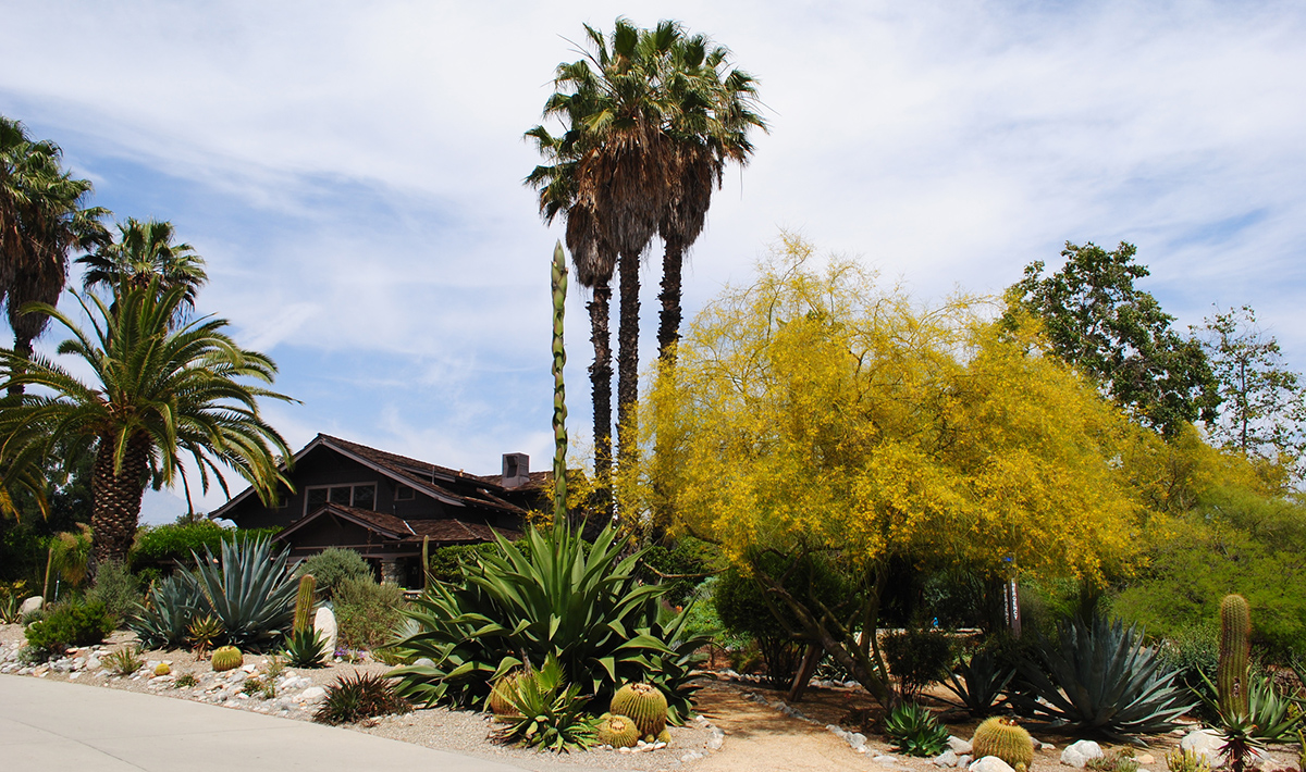 The Grove House at Pitzer College