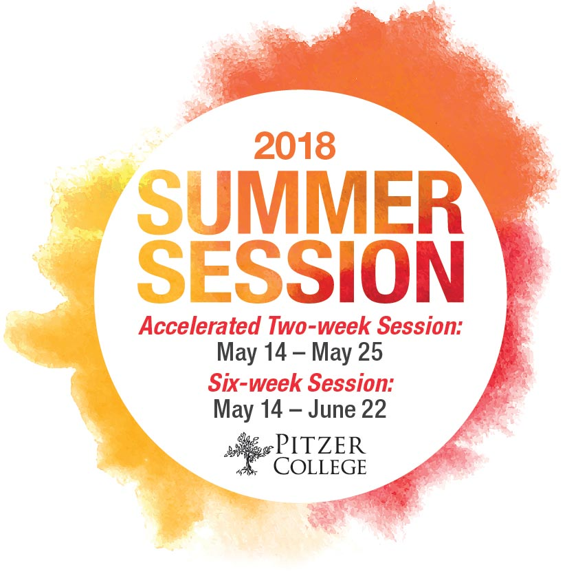 2018 Summer Session at Pitzer College