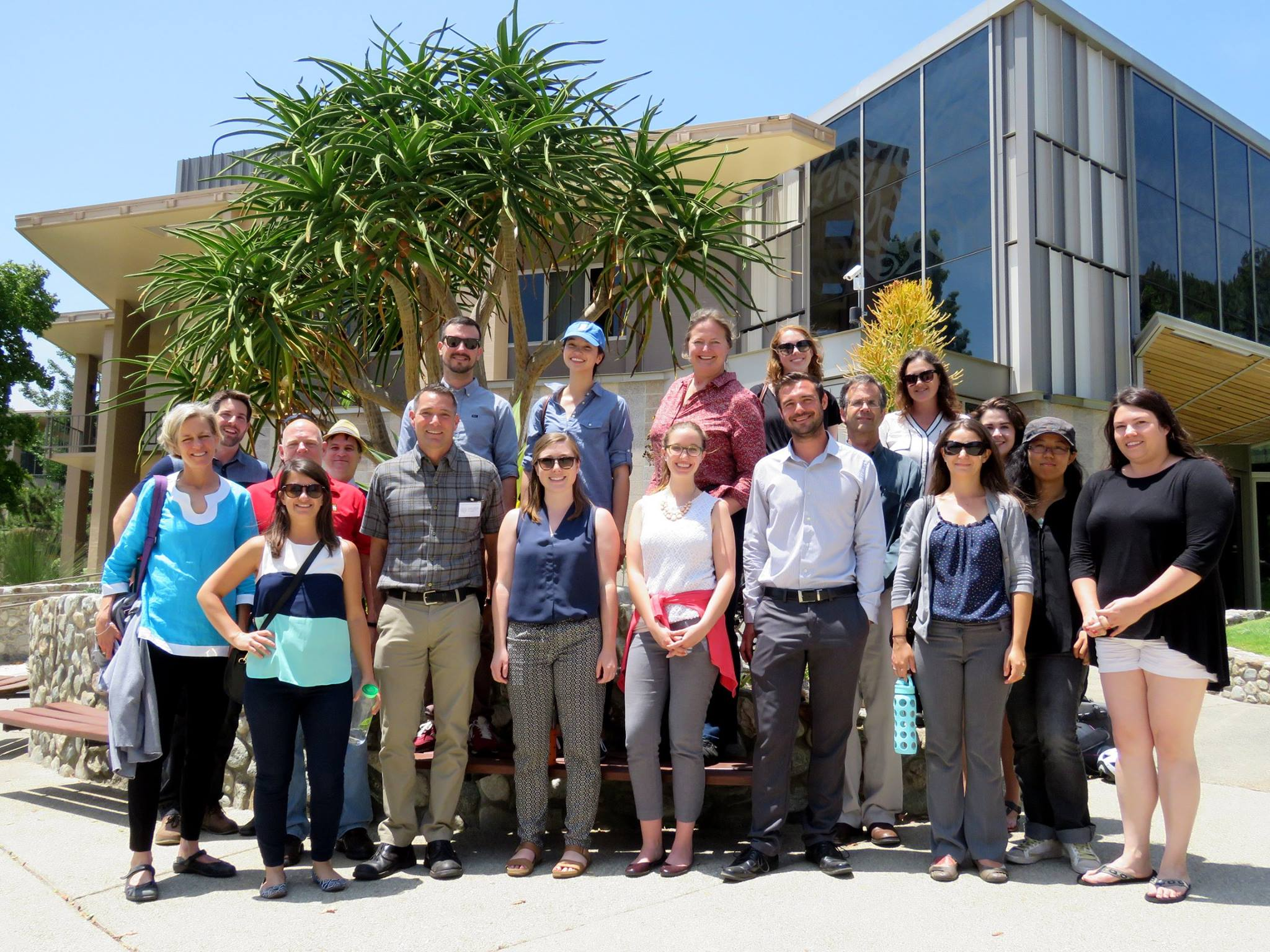 SoCal sustainability officers meeting