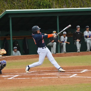 Samuel Fox '15 is the 2015 SCIAC Baseball Athlete of the Year