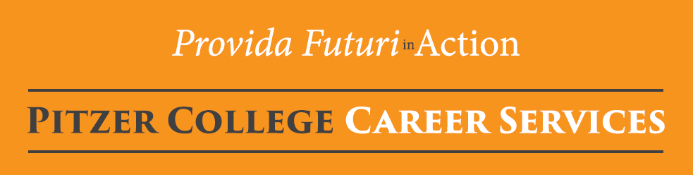PItzer College Career Services