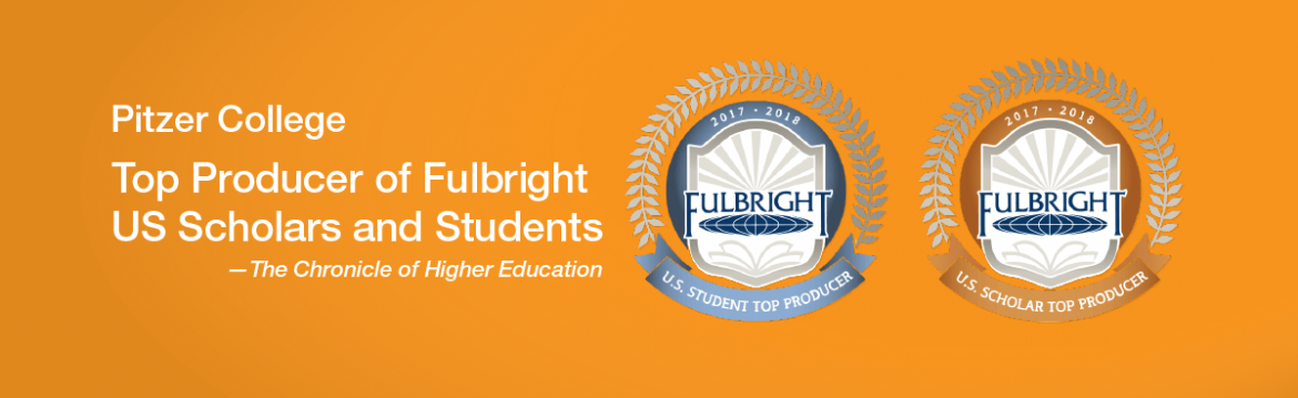 Top Producer of Fulbright US Scholars and Students