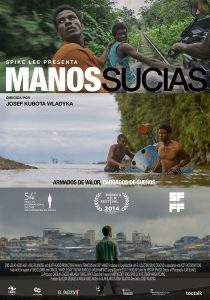 Manos sucias movie poster