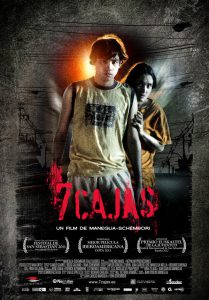 7 Cajas movie poster
