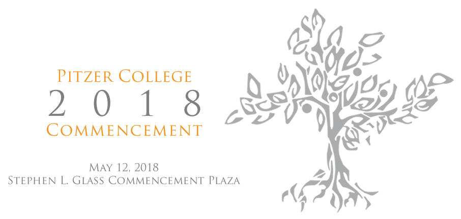 Pitzer College 2018 Commencement