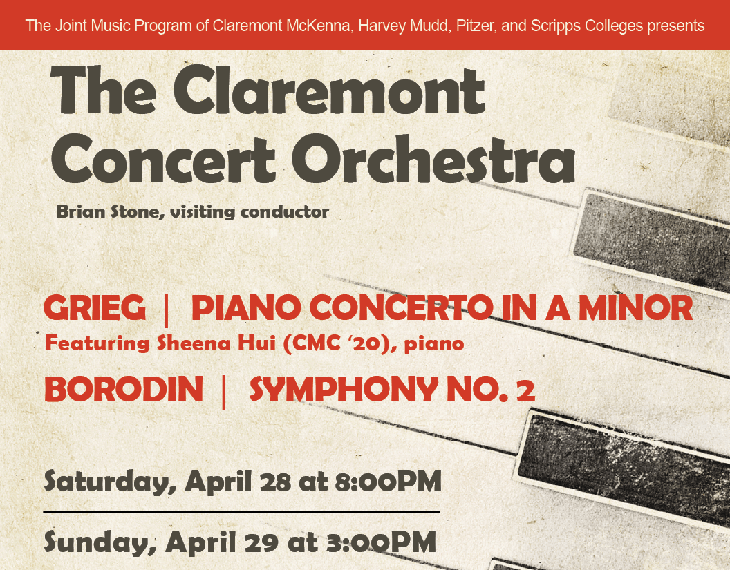 Claremont Concert Orchestra