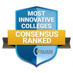 Most Innovative Colleges Consensus Ranked