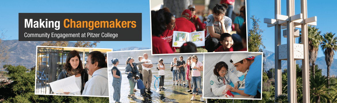 Changemakers: 20 Years of the Community Engagement Center