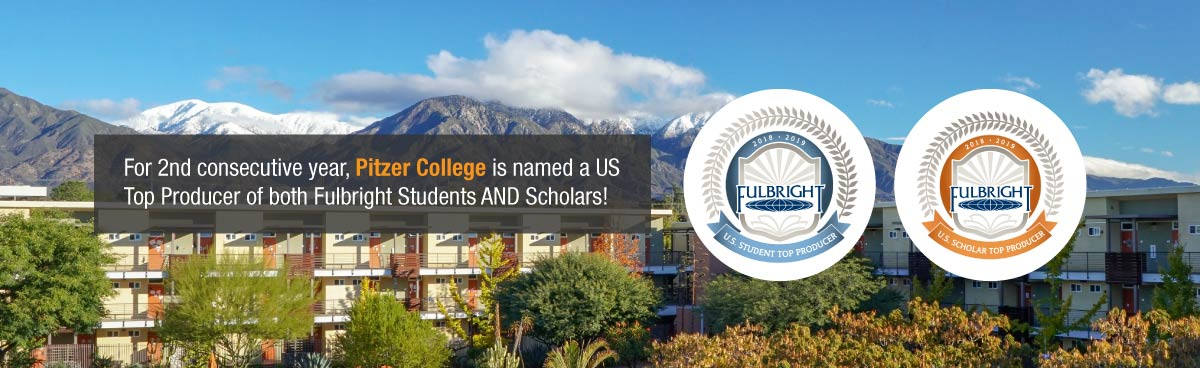 Pitzer College Named a Top Producer of Fulbright US Students and Scholars