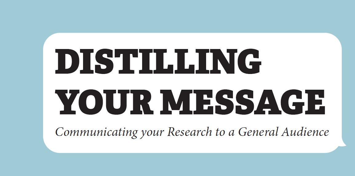 Distilling Your Message