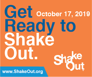 Get Ready to Shake Out.