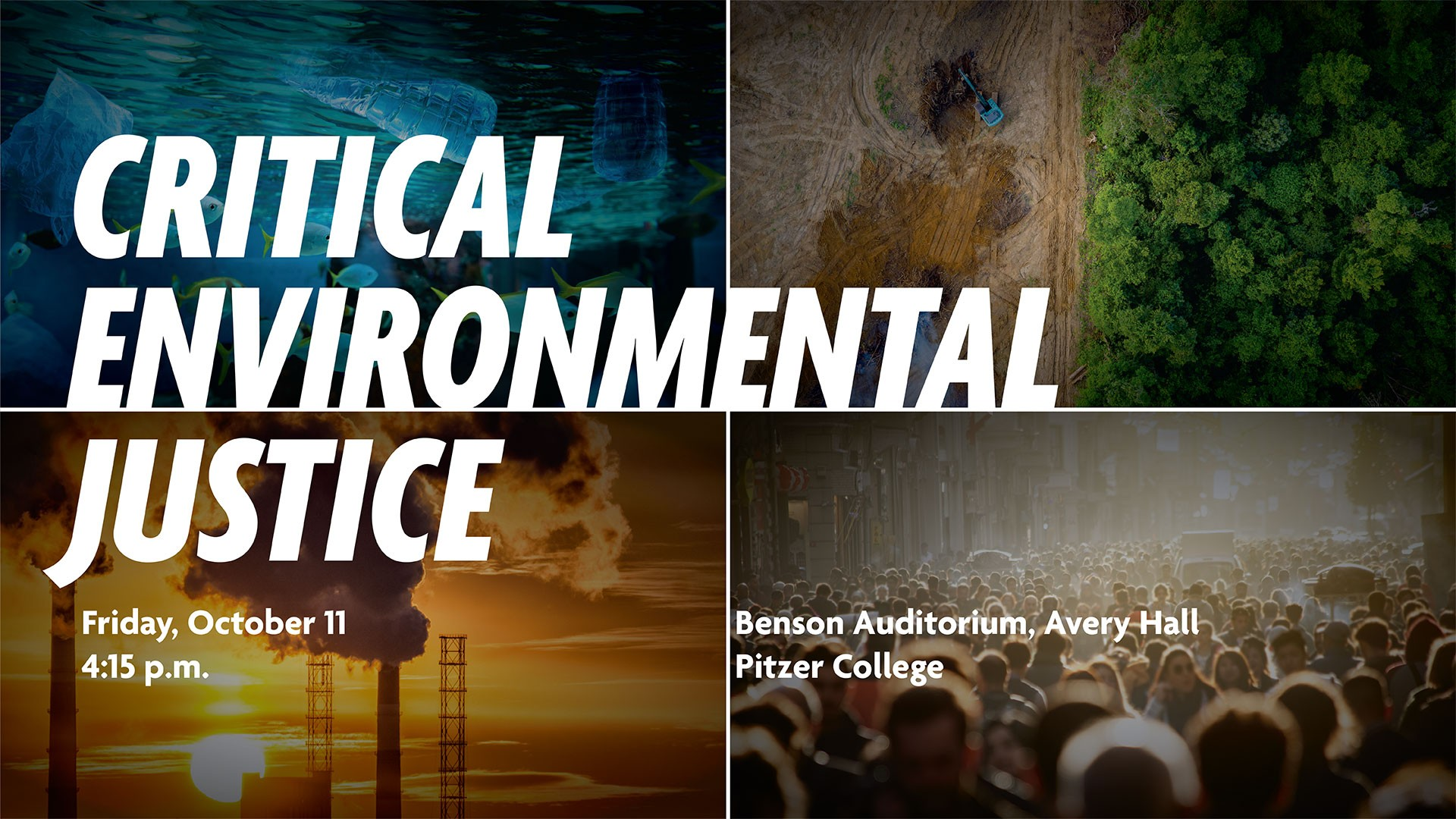 Critical Environmental Justice