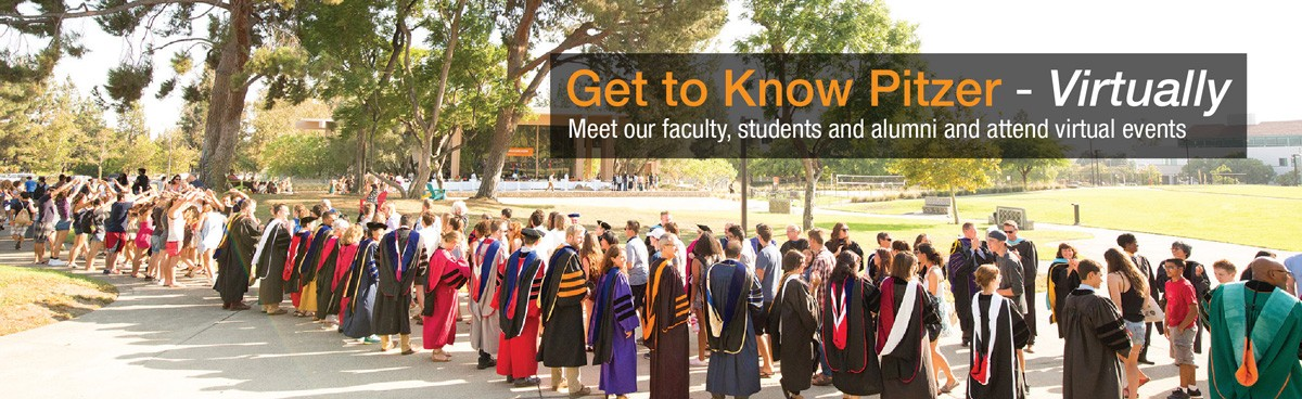 Get to Know Pitzer - Virtually