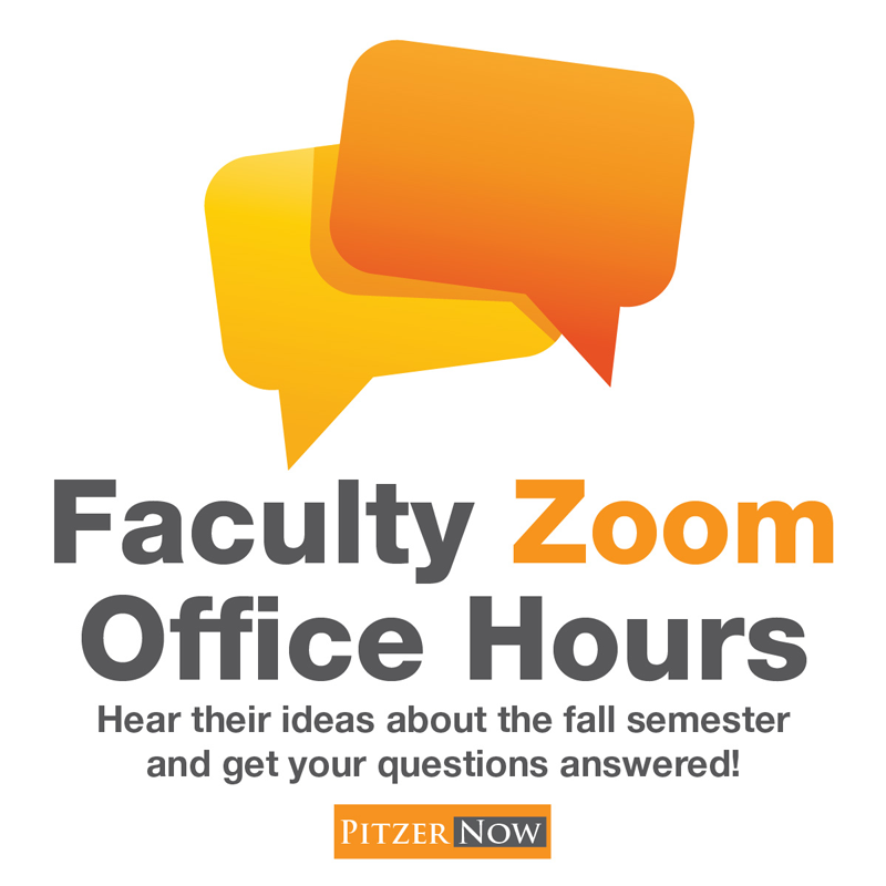 Faculty Zoom Office Hours